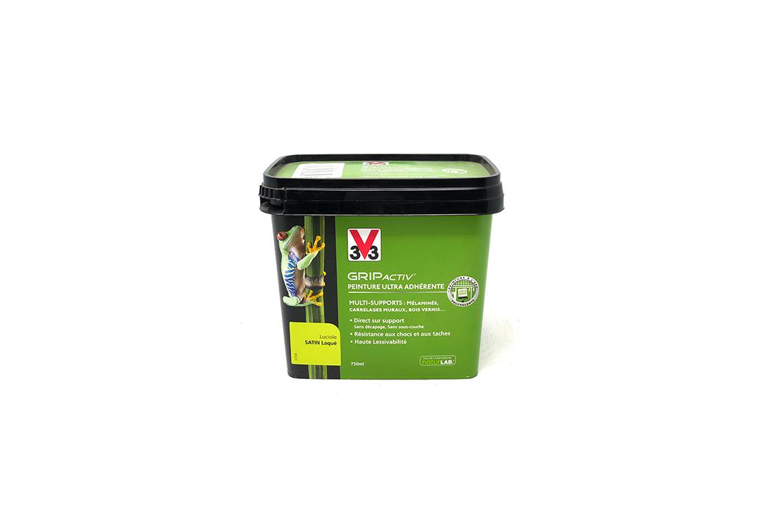 Peinture V33 Grip Activ Multi Supports Promo Color Deco Gard