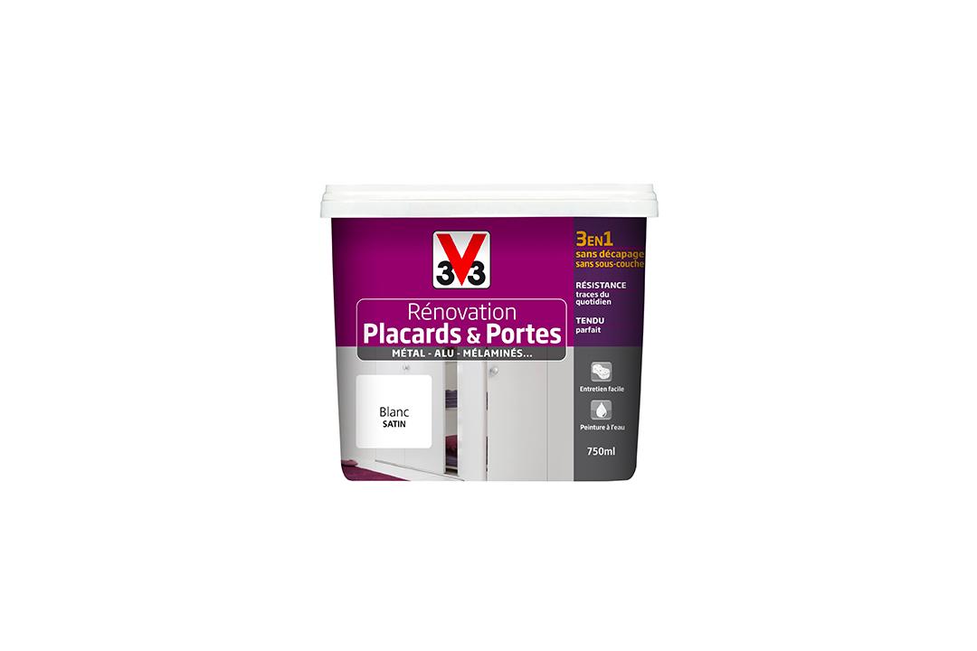 V33 Renovation Placards Et Portes 0 75l Promo Color Deco Nimes